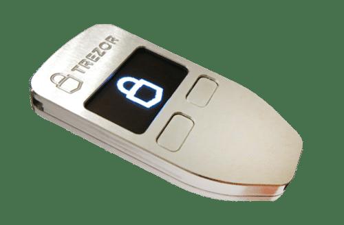 Recensione Trezor hardware wallet per criptovalute