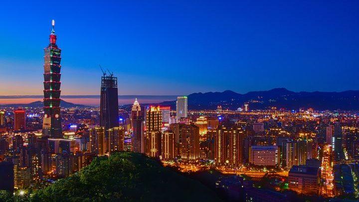 Iota, Taiwan e le smart city