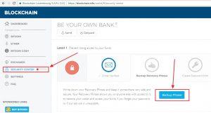Come recuperare il proprio wallet nel caso in cui si perdano le chiavi private